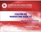 Marketing điện tử