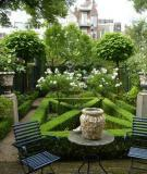 14 mẫu vườn đẹp cho biệt thự và nhà vườn