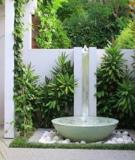 Vườn xinh cho nhà nhỏ