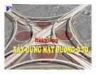 Bài giảng xây dựng mặt đường ô tô - ĐH Bách Khoa Đà Nẵng