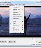 Khắc phục hiện tượng video chạy trên VLC Media Player bị ngả xám