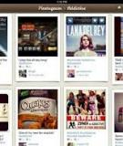 Pinstagram: Nhập Instagram và Pinterest làm một