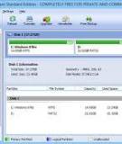 Quản lý phân vùng ngay trong Windows với Aomei