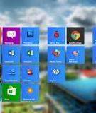 Tắt và xóa lịch sử tìm kiếm trong ứng dụng Bing Search Windows 8