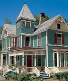 Lưu ý khi chọn màu sơn bên ngoài nhà (P1)