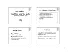 Chương 6 - Thuế thu nhập cá nhân (Persional Income Tax)