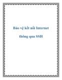 Bảo vệ kết nối Internet thông qua SSH