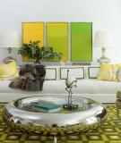 Những vị trí thích hợp để treo tranh trong nhà