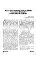 """Báo cáo """" Phát huy đầy đủ và đúng đắn vai trò của Nhà nước trong nền kinh tế thi trường: bí quyết thành công của Malaixia  """""""
