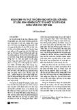 """Báo cáo """"Hoạch định và thực thi chính sách kích cầu hữu hiệu: lý luận, kinh nghiệm quốc tế và một số kiến nghị chính sách cho Việt Nam """""""