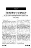 """Báo cáo """" Ngân hàng chính sách xã hội huyện Phổ Yên từng bước đáp ứng nhu cầu vốn tín dụng đối với hộ nghèo và các đối tượng chính sách xã hội """""""