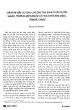"""Báo cáo """" Giải pháp đầu tư công cho đào tạo nghề ở các huyện nghèo: trường hợp nghiên cứu tại huyện Sơn Động, tỉnh Bắc Giang"""""""