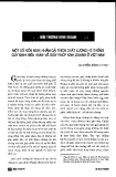 """Báo cáo """" Một số kiến nghị nhằm cải thiện chất lượng hệ thống quy định hiện hành về giấy phép kinh doanh ở Việt Nam """""""