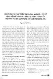 """Báo cáo """" Hình thành và phát triển thị trường nhân tài - yếu tố hàng đầu để nâng cao năng lực cạnh tranh của nền kinh tế Việt Nam trong bối cảnh toàn cầu hoá """""""