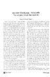 """Báo cáo """"Khu kinh tế Đông Nam - trọng điểm thu hút đầu tư của tỉnh Nghệ An """""""
