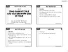 Bài 2 - Tổng quan về thuế - GV:Nguyễn Tiến Trung