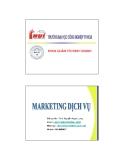Tổng quan về Marketing dịch vụ - Nguyễn Ngọc Long