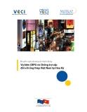 Khuyến nghị phương án hành động  Vụ kiện CBPG và Chống trợ cấp đối với ống thép Việt Nam tại Hoa