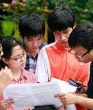 10 thất bại thường gặp của sinh viên năm nhất