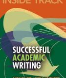INSIDE TRACK  SUCCESSFUL ACADEMIC WRITING