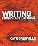 WRITING FROM START TO FINISH A SIX-STEP GUIDE