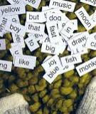 Hai bí quyết giúp học từ vựng tiếng Anh