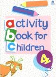 Activity Book for Children - Book 4