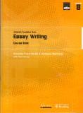 Universily Foundation Sludy  EssayWriting Eourse Eook