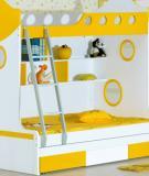 Lựa chọn giường tầng cho trẻ: Tại sao không?
