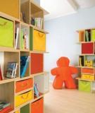 Trang trí phòng cho bé và 5 điều cần biết