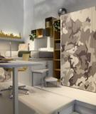 Thiết kế phòng ngủ sáng tạo cho trẻ