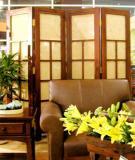 Phòng khách thêm sức sống với 2 phong cách riêng biệt