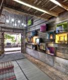 10 không gian phòng khách giao hòa với thiên nhiên
