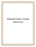 Hướng dẫn cài đặt và sử dụng Autorun Eater