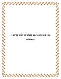 Hướng dẫn sử dụng các công cụ của ccleaner