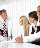 5 tính cách thường gặp khi làm việc nhóm