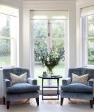 4 phong cách cho phòng khách tuyệt đẹp trong 4 mùa