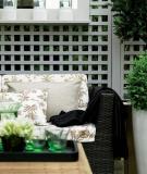 Lựa chọn Sofa góc hoàn hảo cho phòng khách hẹp