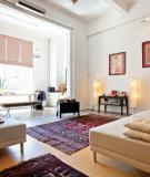 Thiết kế phòng khách độc đáo