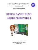 Hướng dẫn sử dụng Adobe Presenter 9