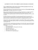 GIẢI PHÁP XỬ LÝ NƯỚC CÔNG NGHIỆP CỦA HÃNG ROCKWELL AUTOMATION