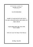 Luận văn:NGHIÊN CỨU KHAI PHÁ DỮ LIỆU WEB VÀ ỨNG DỤNG TÌM KIẾM TRÍCH CHỌN THÔNG TIN THEO CHỦ ĐỀ