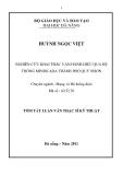 Luận văn: NGHIÊN CỨU KHAI THÁC VẬN HÀNH HIỆU QUẢ HỆ THỐNG MINISCADA THÀNH PHỐ QUY NHƠN