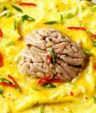 Món ăn cải thiện chứng đau đầu