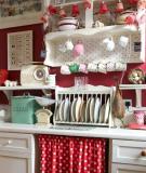 Biến hóa không gian nhà bếp với kệ để đồ