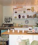 11 mẹo trang trí cho nhà bếp hẹp