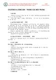 Giáo án môn Lý 11: CHƯƠNG III. DÒNG ĐIỆN TRONG CÁC MÔI TRƯỜNG
