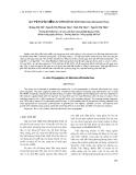 QUY TRÌNH NHÂN GIỐNG IN VITRO CÂY BA KÍCH (Morinda officenalis How)