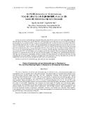 VAI TRÒ CỦA Escherichia coli VÀ Salmonella spp. TRONG HỘI CHỨNG TIÊU CHẢY Ở LỢN CON TRƯỚC VÀ SAU CAI SỮA: NGHIÊN CỨU TRÊN MÔ HÌNH TRẠI NUÔI CÔNG NGHIỆP