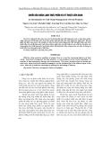 Chuỗi bảo quản lạnh thực phẩm và kỹ thuật liên quan